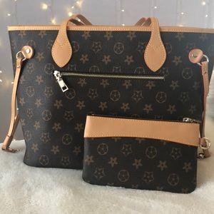 Handbags - Olyphy Designer Leather Tote Bag 🌹